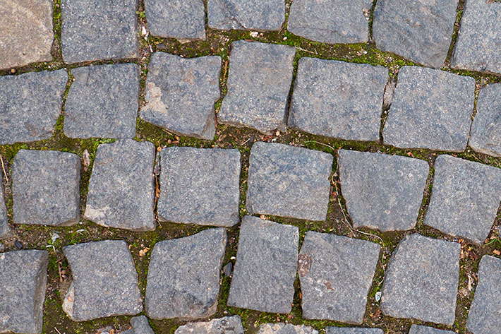 Pervious Paving